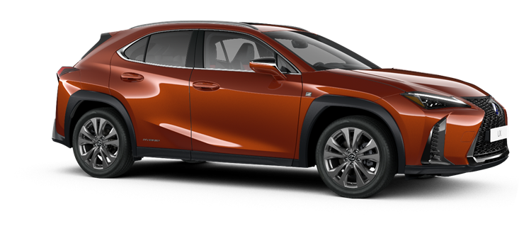photo lexus ux 250h sceaux