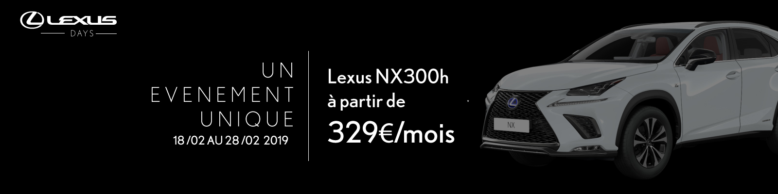 photo team colin lexus nx 300h boulogne
