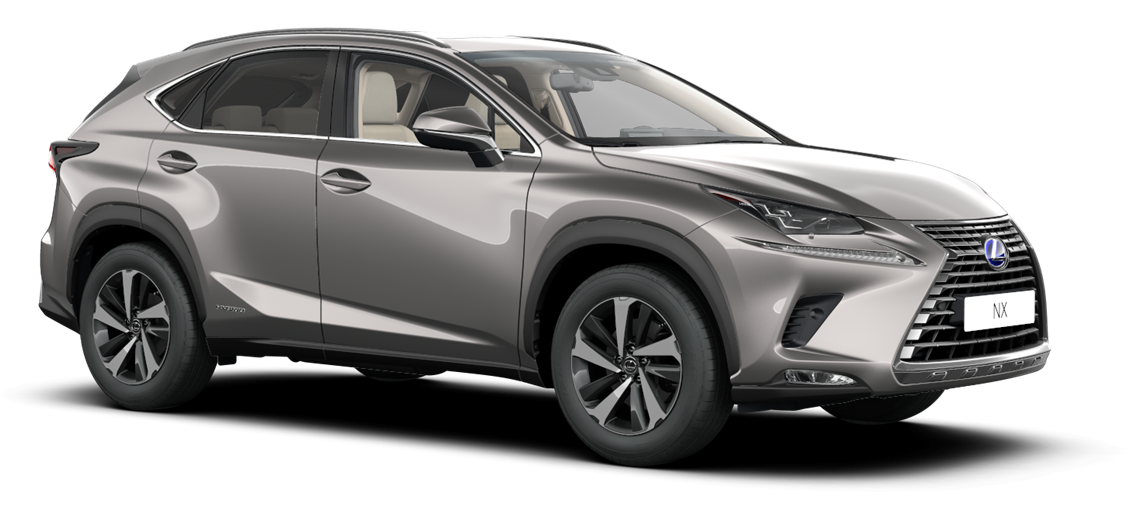 photo team colin lexus sceaux nx 300h hybride gamme business professionnels