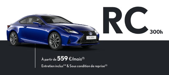 photo lexus rc 300h teamtoy 92